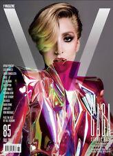 V Magazine 85,LADY GAGA,LINDA EVANGELISTA,OPRAH WINFREY,Liza Minnelli  Vinoodh