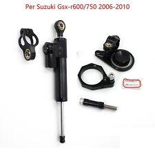 Ammortizzatore di sterzo il kit di montaggio set Suzuki GSX-R600/750 2006-2010