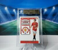 2019/20 Chronicles Contenders Rookie Ticket #24 Daniel James Man United RC