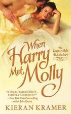 WHEN HARRY MET MOLLY By Kieran Kramer Cloudy Chance Marriage Dukes 3 books