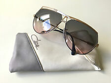 vintage CAZAL 954 black/white/gold W.Germany rare sunglasses unisex 616 951 901