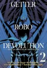 Getter Robo Devolution Vol. 2 [Getter Robo Devolution, 2] Ishikawa, Ken LikeNew