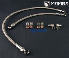 MAMBA Turbo Water Line Kit For Nissan TD42 Patrol GU TD05H 16G 18G GT28R