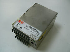 PSP-600-48 Meanwell Power supply switched-mode 48VDC 12.5A 600watt Laser PSU