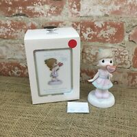 New Precious Moments YOUR SWEETNESS LASTS ALL DAY 103001 Porcelain Figurine