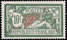 France #131 Used CV$125.00 1926 10Fr Green & Red