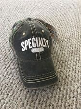 Seed Speciality Supply Hybrid Realtree Embroidered SnapBack Hat Cap farm