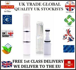 5 X WHITE FILTERED CIGARETTE HOLDER FILTERS SMOKE TOBACCO SMOKING FAST DELIVERY