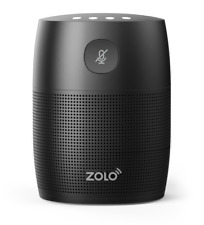 Zolo By Anker Z6010 Mojo Google Assistant Voice Activated Bluetooth Speaker NEW