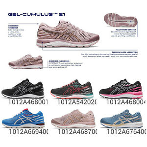 Asics Gel-Cumulus 21 FlyteFoam Womens Running Shoes Road Runner Pick 1