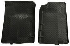 1988-2000 GMC C1500 2500 Husky Classic Style Black Front Floor Liners Free Ship