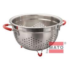 Colador de cocina de acero inoxidable