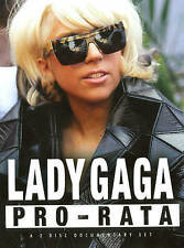 Lady Gaga: Pro-rata DVD NEW