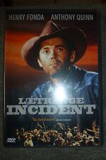 DVD western l'étrange incident en très bon état 1942 henry fonda anthony quinn