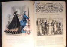 Journal des dames et des demoiselles, éditions Belge, 1864-1865