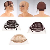 MagiDeal Double Lace Wig Caps for Making Wigs,Durable,Comfortable,Breathable