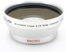 Marumi 55mm Wide Angle Converter Lens 0.5x (55mm Mount Thread), In London
