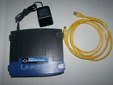 Linksys BEFSR41 v4.1 Wired EtherFast Cable/DSL Router with 10/100 4-Port Switch