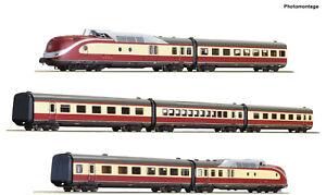 """Roco H0 79935 Dieseltriebzug BR 601 der DB """"AC für Märklin + Sound"""" - NEU + OVP"""