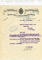 Romilly sur Seine 1921 Dépt 10 Secteur Minoterie Grands Moulins de Romilly