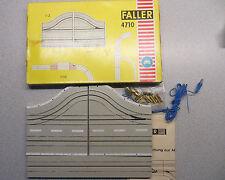 Faller AMS 4710 -- Abzweigung 2-spurig/1-spurig in OVP