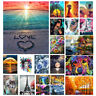 5D Diamond Painting Kit Embroidery Cross Stitch Rhinestone Picture Home Wall Art
