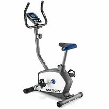 Marcy Antero 1201 Upright Magnetic Exercise Bike-Indoor Stationary Compact