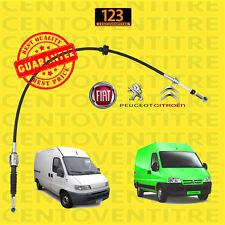 CAVO CAMBIO FIAT DUCATO CITROEN JUMPER DAL 1994 AL 2002   COD 1329699080 2444.S8