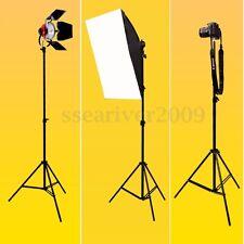 2PCS Softbox Umbrella Light Stand Tripod for Photo Studio photography Lighting