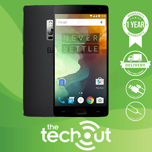 OnePlus 2 Two A2003 16GB(3GB)/64GB(4GB) - Black - UNLOCKED - 12 MONTHS WARRANTY