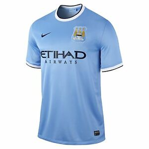 NIKE MANCHESTER CITY HOME JERSEY 2013/14