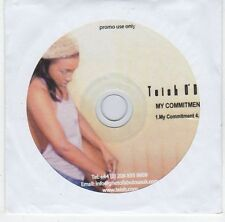 (EJ36) Teish O'Day, My Commitment - DJ CD