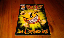 SMILEY The Psychotic Button #1 Chaos Comic Book BRIAN PULIDO Jesse Mccann 1998