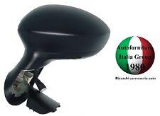 SPECCHIO SPECCHIETTO RETROVISORE SX EL C/PRIM FIAT PUNTO EVO 09> DAL 2009 IN POI