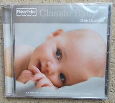 FISHER PRICE Classic Baby CD Beethoven Favourite Classics FREE POST