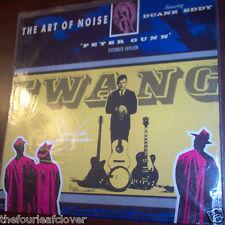 "The Art Of Noise Peter Gunn EP Duane Eddy 1986 12"" Sing"