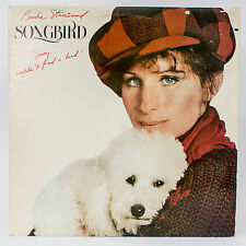 Barbara Streisand - Songbird - Disque Vinyle Album LP