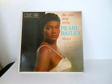 "Vintage Pearl Bailey ""The One and Only"" Record!"