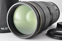 NEAR MINT Nikon ED AF-S NIKKOR 80-200mm f/2.8D IF SWM by DHL from Japan #CC01