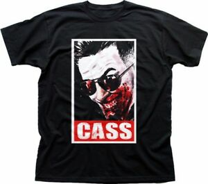 Preacher Cassidy Vampire TV series black cotton t-shirt 9261