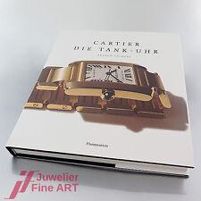 BUCH:CARTIER'DIE TANK-UHR' - Autoren: F. Cologni & D.Fléchon - Flammarion-Verlag