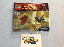 Lego Super Heroes Polybag 30167 Iron Man vs Fighting Drone New/Sealed/H2F