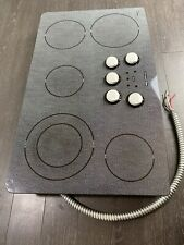 Jenn Air Electric cooktop Cce3531W (Tested, Working)
