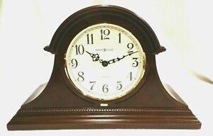 "BRAND NEW! Howard Miller Mantle Clock ""Fleetwood"" Model # 630-122 ( Retail $599)"