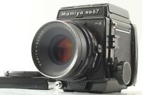 [N.MINT] MAMIYA RB67 PRO S + SEKOR C 127mm F3.8 medium format camera From Japan