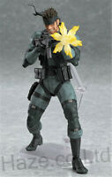 """Anime Metal Gear Solid Snake PVC Action Figure Model Toy New in Box 6"""""""