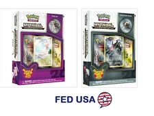 Pokemon Tcg Mythical Mew + Darkrai Mythical Collection Box Generations Packs