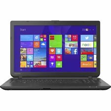 "Barato Toshiba 15.6"" computadora portátil IntelCore i5 8GB Ram 500GB HDD Win10 Wifi Hdmi Webcam"