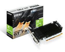 Schede video e grafiche NVIDIA GeForce GT 730 VGA D-Sub Output per prodotti informatici da 2GB
