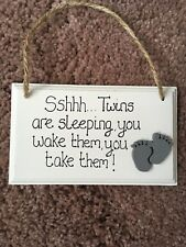 Twins Gift New Baby Gift Mother's Day Gift Birthday Baby Shower Gift Mum To Be